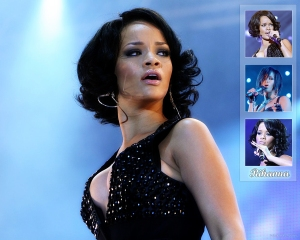 rihanna_wall_blue_1280x1024